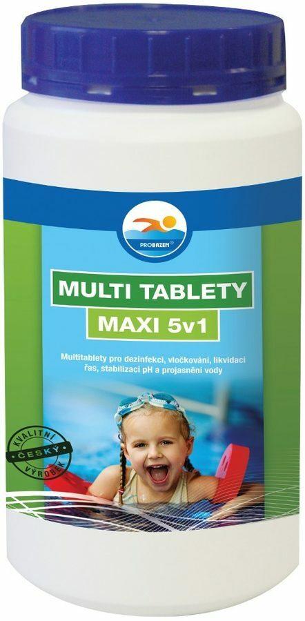 PROBAZEN MULTI tablety 5v1 MAXI 1 kg