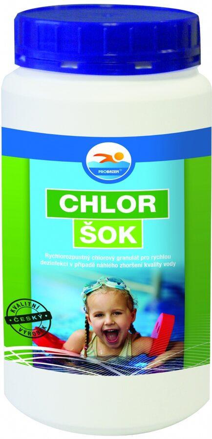 PROBAZEN chlor šok 1,2kg