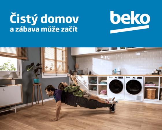 Čistý domov se spotřebiči Beko
