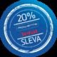 Sleva 20% na vybrané produkty Tefal a Rowenta.